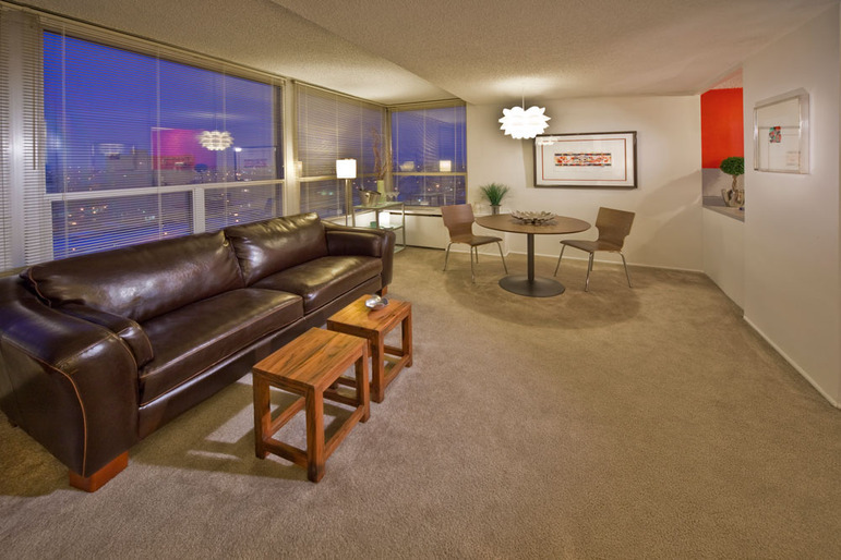 gallery | riley towers apartments - downtown indianapolis apartments